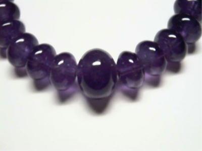 みかん玉 紫水晶